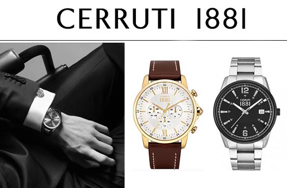 orologi CERRUTI 1881
