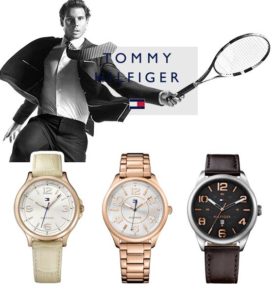 TOMMY HILFIGER orologi