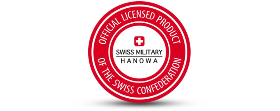 SWISS MILITARY HANOVA NEW COLLECTION
